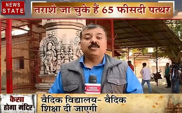 Ayodhya: सुप्रीम कोर्ट का फैसला आने के बाद अयोध्या में लोगों ने किया ये काम