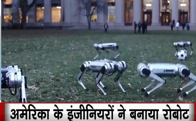 Shocking News: चार पैरों वाला चालाक 'मिनी चीता', 1 सेकेंड में 30 फैसले लेने वाला रोबोट