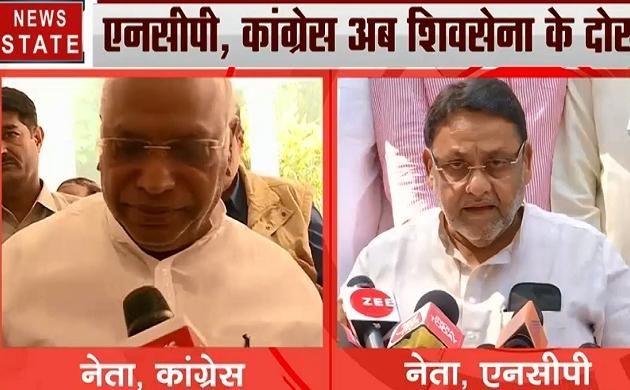 40 Khabrein: कांग्रेस का समर्थन, महाराष्ट्र में होगा शिवसेना सरकार का बोलबाला ! देखें फटाफट खबरें
