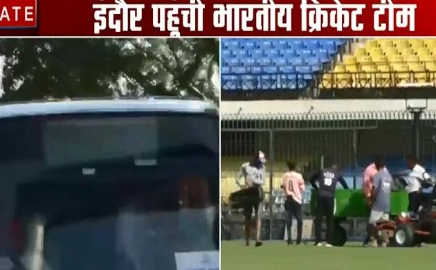 MP Sports: टेस्ट सीरिज के लिए इंदौर पहुंची टीम इंडिया, 14 नवंबर को बांग्लादेश के साथ खेलेगी पहला मैच