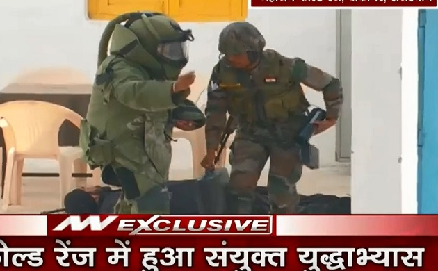 Rajasthan: राजस्थान के रण से आतंक के खिलाफ दिखी एकजुटता, भारत-फ्रांस की सेना का महायुद्ध 'शक्ति 2019'