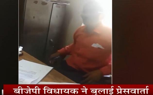 भ्रष्टाचार की भेंट चढ़ा कृषि विभाग, रिश्वत लेते वरिष्ठ अधिकारी का वीडियो सोशल मीडिया पर वायरल