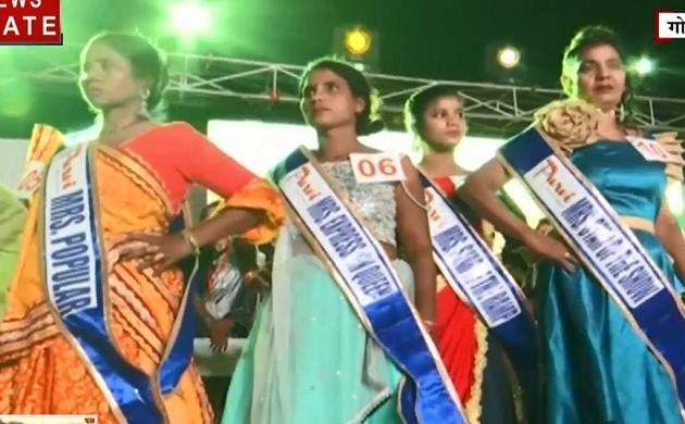 Gorakhpur: सीएम योगी आदित्यनाथ की पहल, वनटांगिया पूर्वी महोत्सव में महिलाओं ने किया रैंप वॉक