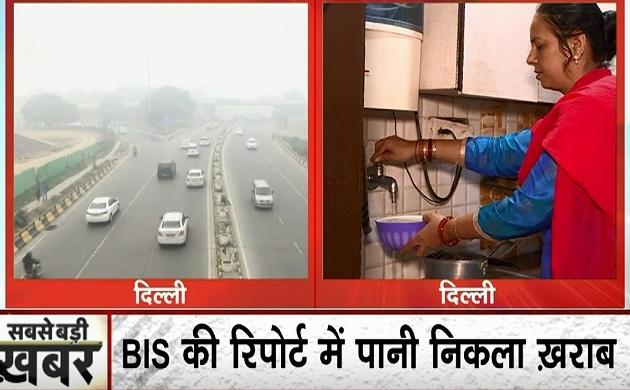 राजधानी की हवा-पानी खराब पर छिड़ी सियासत, बीजेपी का दिल्ली सरकार पर हमला, केजरीवाल का पलटवार