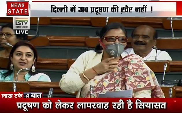 Lakh Take Ki Baat: 'आप' के साथ दिल्ली के 'वाटर-वार' और पॉल्यूशन को लेकर राजनीति गर्म