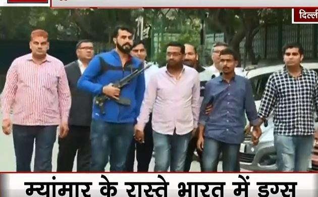 ड्रग्स के जाल का इंटरनेशनल कनेक्शन, 50 करोड़ की हेरोइन के साथ दिल्ली पुलिस की गिरफ्त में दो बदमाश