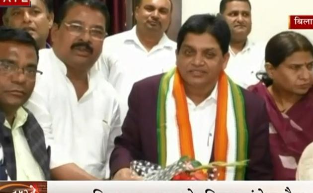 Chhattisgarh: नगर निकाय चुनाव के लिए कांग्रेस तैयार, शिव डहरिया का बीजेपी पर निशाना- आपसी लड़ाई में फंसी है पार्टी