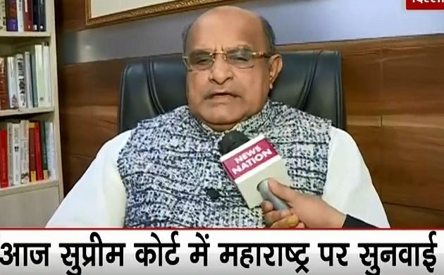 जनता दल के राष्ट्रीय प्रवक्ता केसी त्यागी की मांग महाराष्ट्र को लेकर जल्द से जल्द हो फ्लोर टेस्ट