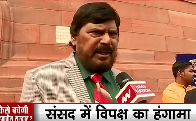 केंद्रीय मंत्री रामदास अठावले की अपील- NDA में शामिल हो NCP चीफ शरद पवार, पार्टी का साथ देने से बढ़ेगी ताकत