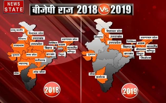 Maharashtra: बीजेपी को क्यों गवानी पड़ रही है सत्ता, देखें 2018 से अब कितना कुछ बदला