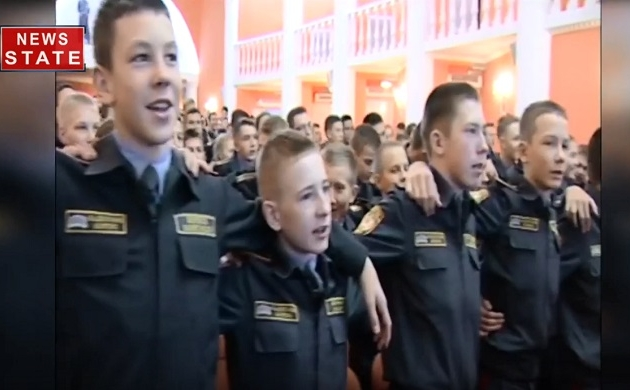 Viral Video:  रशियन मिलिट्री गाने लगी 'ऐ वतन हमको तेरी कसम...'