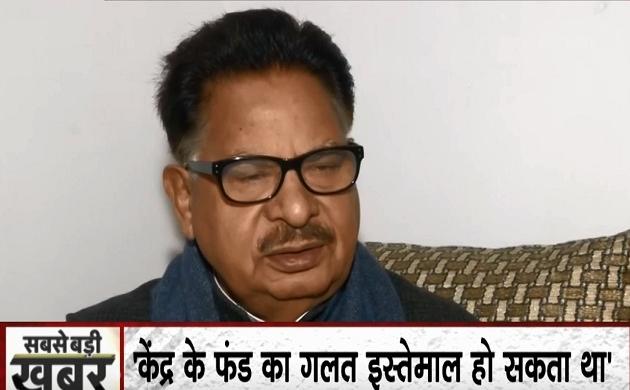 बीजेपी सासंद अनंत हेगड़े के बयान पर कांग्रेस नेता पी.एल.पुनिया का हमला, केंद्र सरकार का पैसा है या नहीं उद्धव इस पर फैसला करेंगे