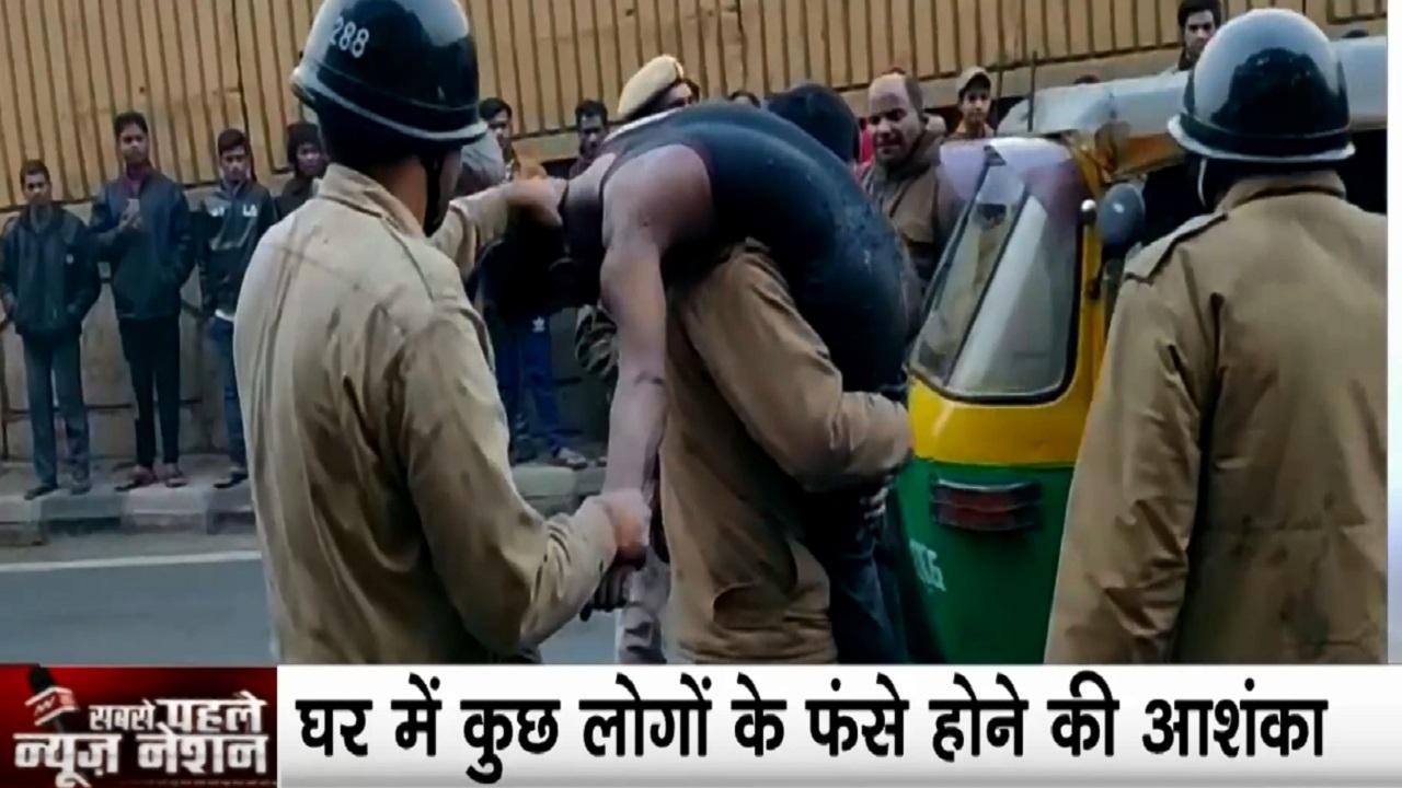 Delhi Fire: दिल्ली के फिल्मीस्तान इलाके में आग का कहर, दमकल की 15 गाड़ियां मौके पर मौजूद