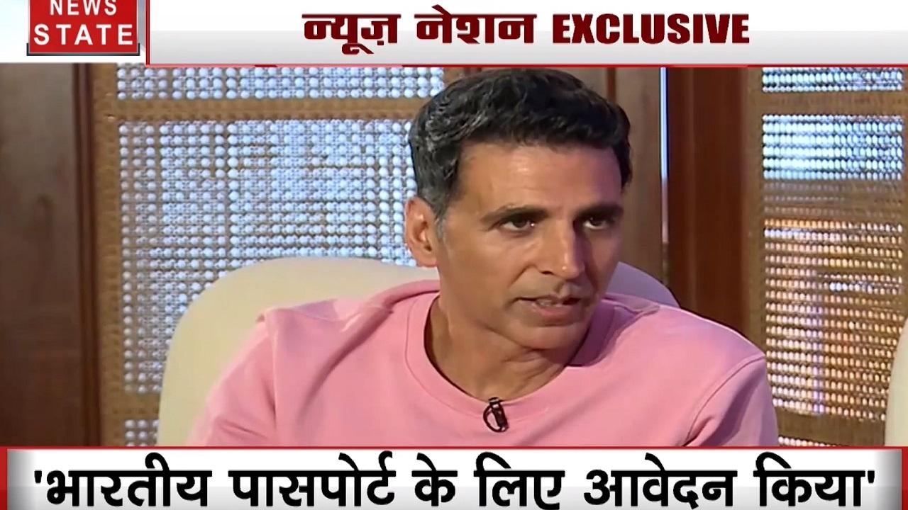 Entertainment: अपनी नागरिकता को लेकर सवालों के घेरे में घिरे अक्षय कुमार का Exclusive Interview, बताया कनाडा में बसने को क्यों हुए मजबूर