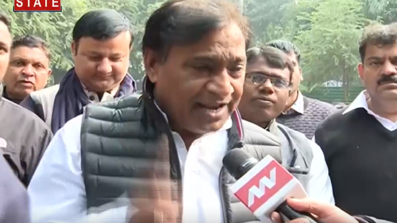 Jharkhand Results: दिल्ली से रांची तक कांग्रेस खेमे में खुशी की लहर, कांग्रेस सेक्रेटरी जुबैर खान बोले- बीजेपी की उलटी गिनती शुरू