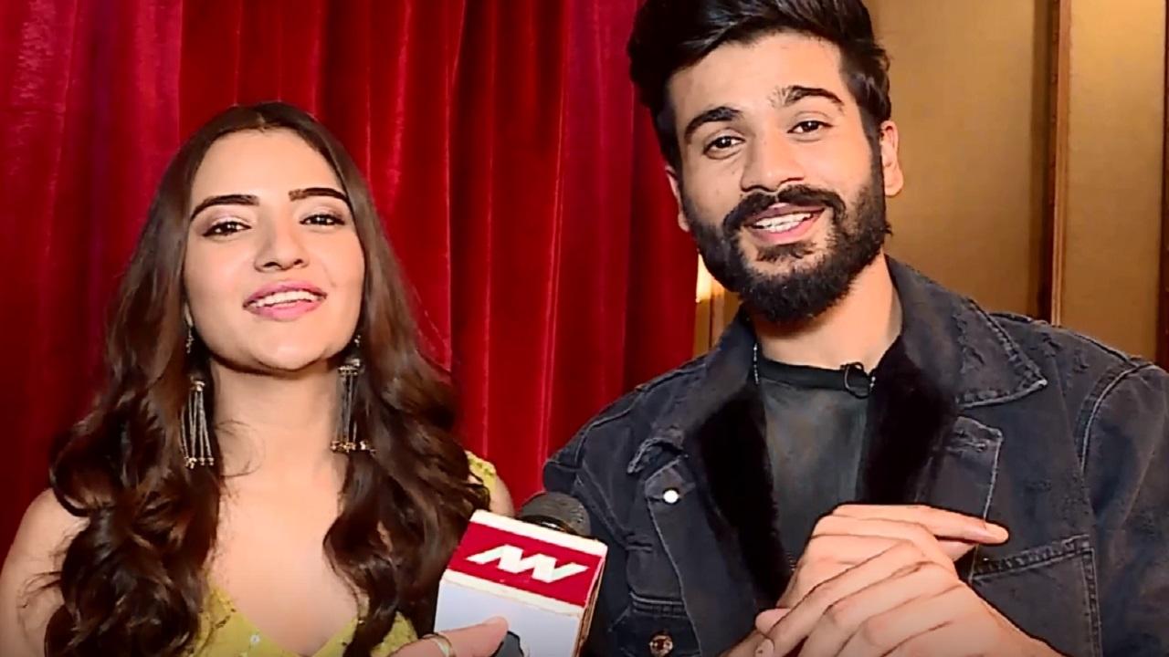 Entertainment: 'भंगड़ा पा ले' से होगी बॉलीवुड के नए साल की शुरुआत, देखें सनी कौशल और रुखसार ढिल्लो से खास बातचीत