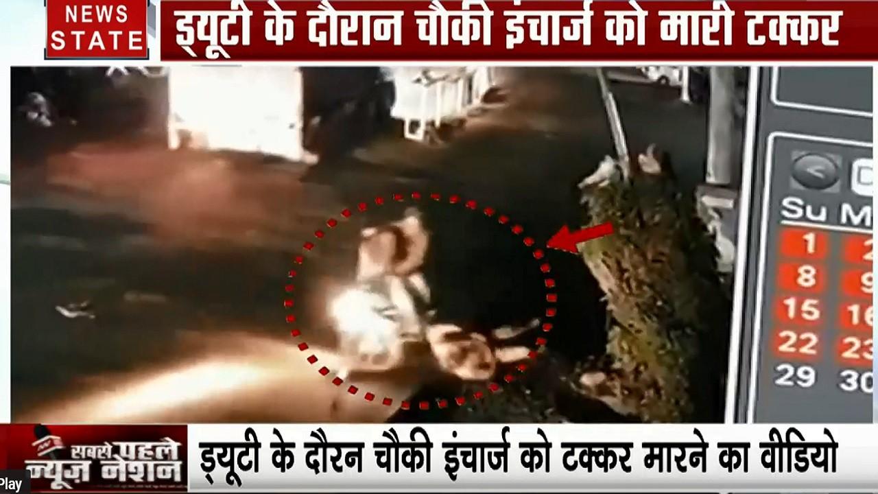 Uttarakhand: ड्यूटी के दौरान पुलिसवाले को बाइक सवार ने मारी टक्कर, CCTV में कैद घटना, इलाज के दौरान हुई मौत