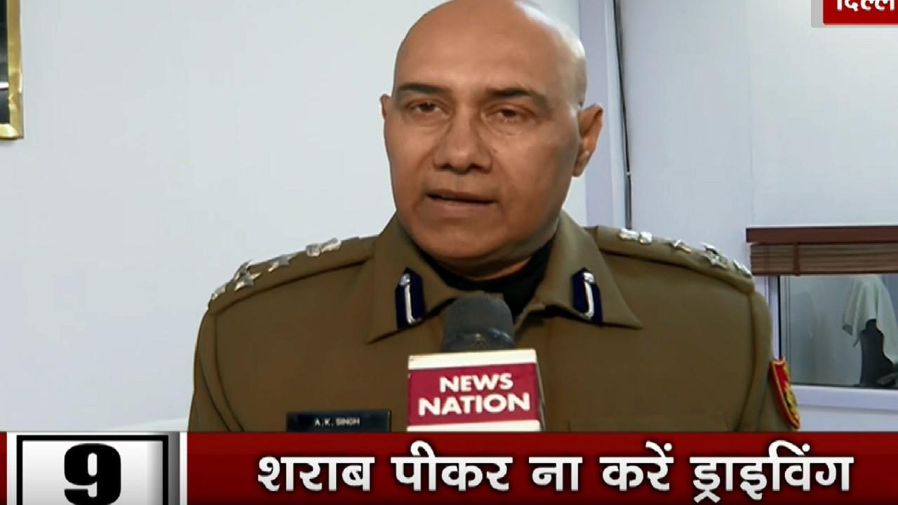 दिल्ली पुलिस ने किए सुरक्षा के पुख्ता इंतजाम, नए साल के जश्न में  न डूबे दिल्लीवालें, बरतें सावधानियां