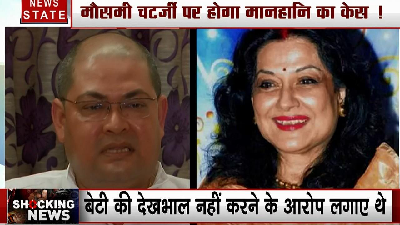 सास मौसमी चटर्जी पर मानहानि का केस दर्ज करेंगे डीकी सिन्हा, बेटी की इलाज में लापरवाही बरतने के लगाए थे आरोप