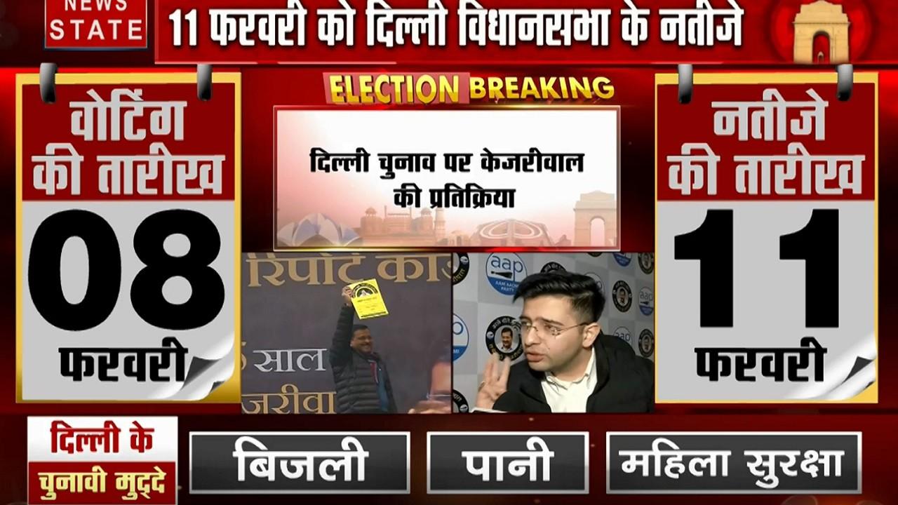दिल्ली चुनाव 2020 में इस बार होंगे बिजली, पानी, महिला सुरक्षा के मुद्दे, देखें आप नेता राघव चड्ढा का Interview