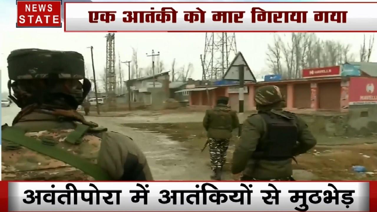 Jammu Kashmir: सुरक्षाबल को मिली बड़ी कामयाबी, मुठभेड़ में हिजबुल का आतंकी ढेर