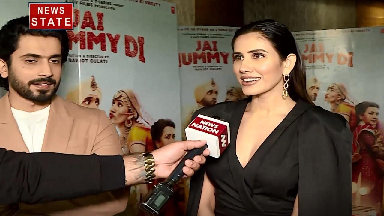 Bollywood: फिल्म 'जय मम्मी दी' में रोमांटिक मिजाज में नजर आएंगे सनी-सोनाली