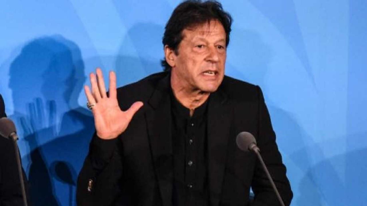 KHALNAYAK: पाकिस्तानी मीडिया पर नाराज हुए पीएम इमरान खान