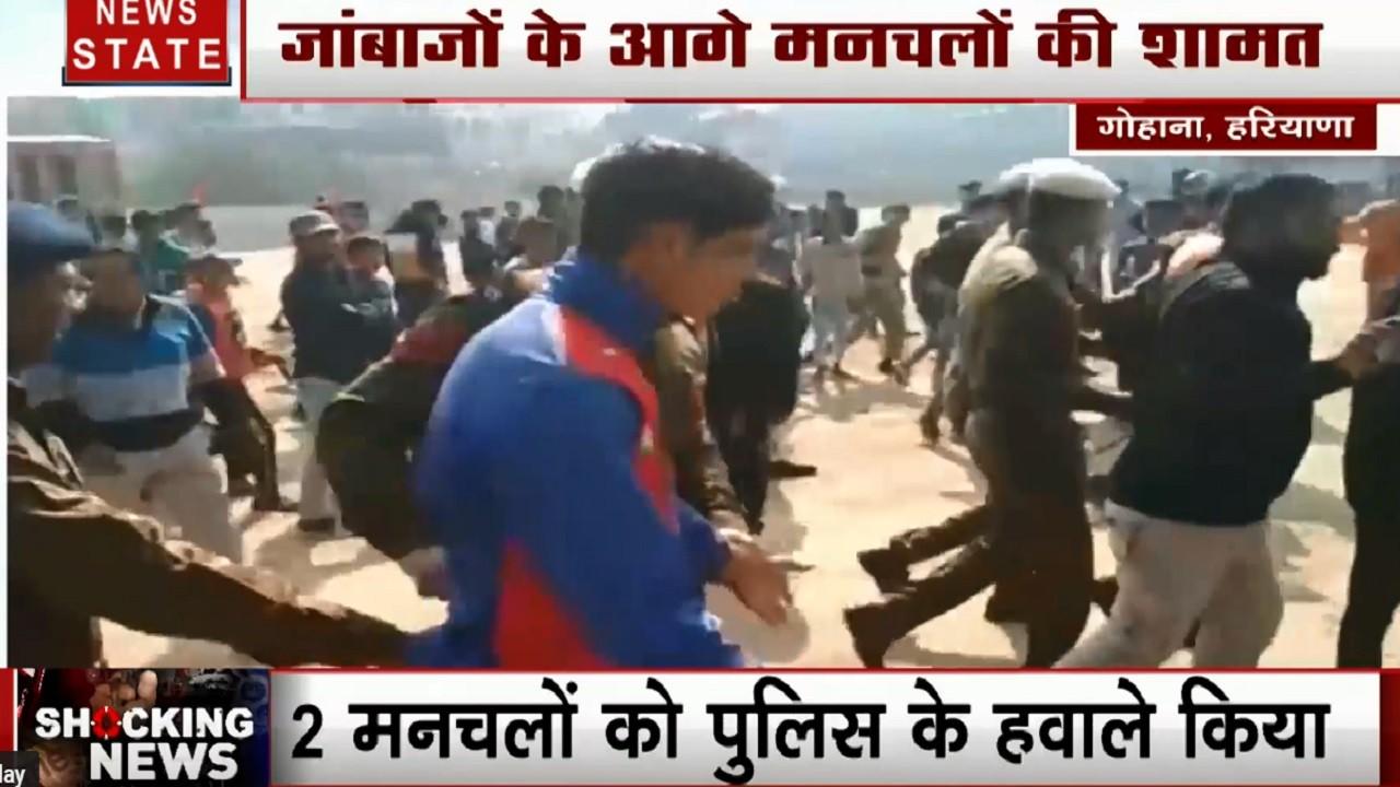 Haryana: NCC कैडेट्स की दिलेरी के आगे मनचले पस्त, लड़कियों के साथ छेड़खानी पर सिखाया सबक