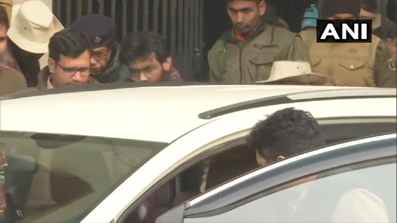 Bihar: देशद्रोह मामले में शरजील इमाम को लाया जा रहा दिल्ली, पटना के महिला थाने में गुजारी रात