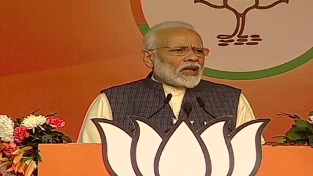 PM मोदी ने दिल्ली के लोगों को दी सौगात, कहा- टैक्स सिस्टम ऑनलाइन होने जा रहा है