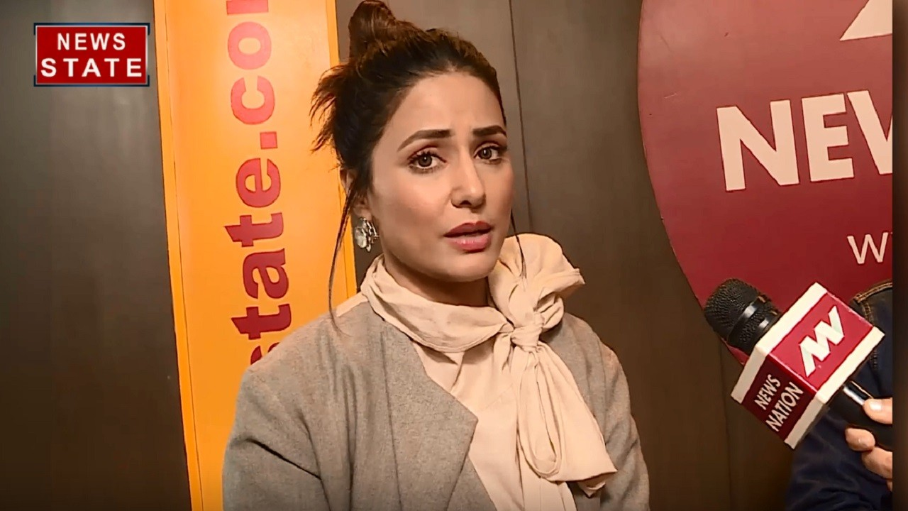 Entertainment: फिल्म Hacked की शूटिंग के दौरान हिना खान ने सीखे ये टिप्स, देखें Exclusive Interview