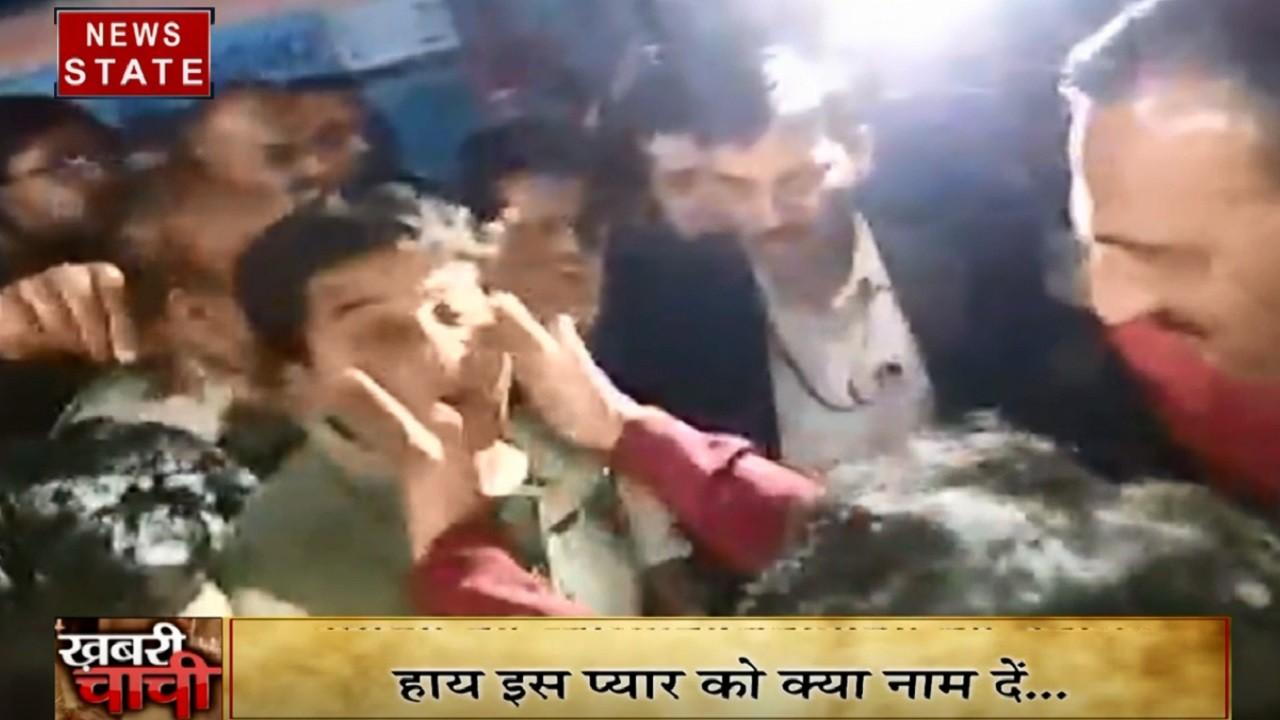 खबरी चाची: सिंधिया की बलाएं लेती उमा भारती, देखिए राजनीति का चटकारे भरी खबरें