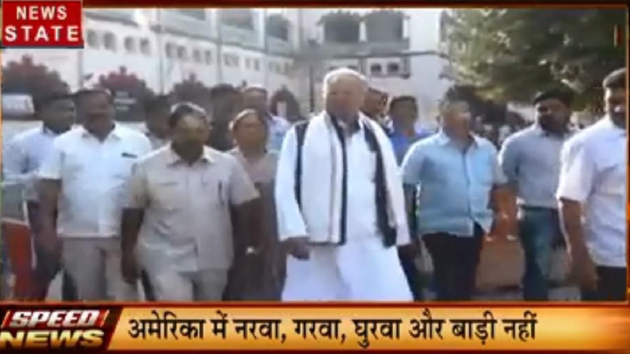 MP SPEED NEWS: हार्वर्ड में इंडिया कॉन्फ्रेंस को संबोधित करेंगे CM बघेल, बीजेपी नेता पर तोड़फोड़ का आरोप