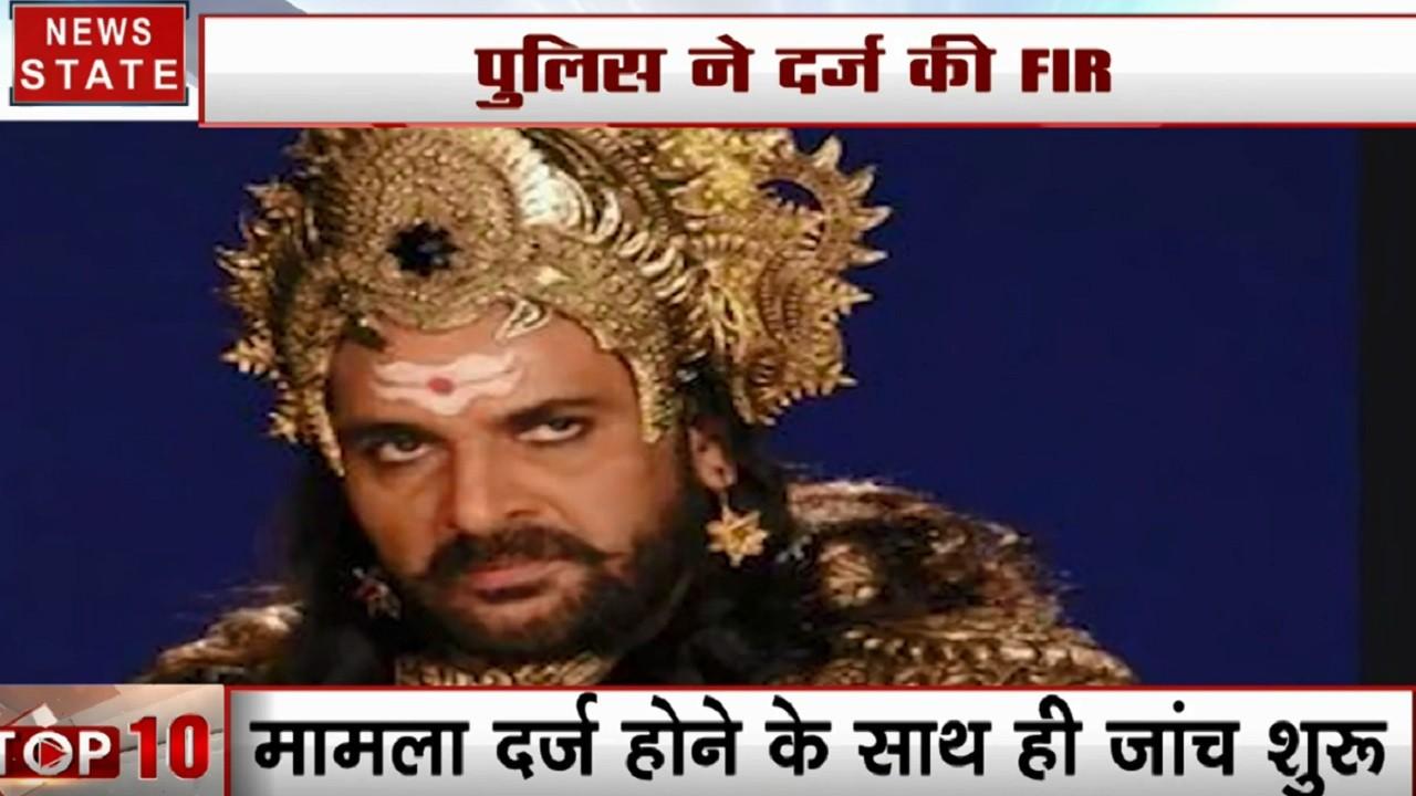 अभिनेता शाहबाज खान पर लड़की के साथ छेड़छाड़ और बदसलूकी का आरोप, पुलिस ने दर्ज की FIR