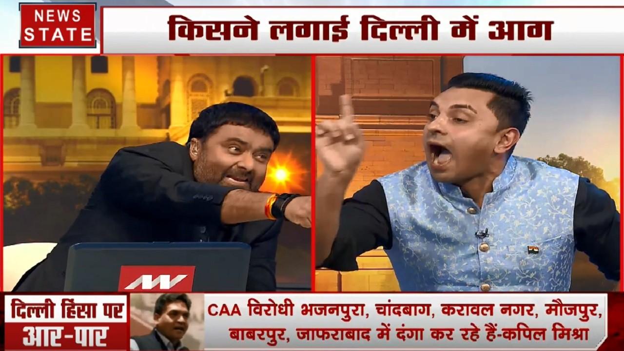 Khoj Khabar: देखिए दीपक चौरसिया ने की तहसीन पूनावाला की बोलती बंद